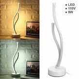 Moderna LED Candeeiro de mesa Mesa de cabeceira Quarto Iluminação noturna Decoração