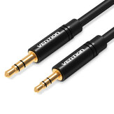 Vention BAL 3.5mm Macho a 2.5mm Macho Cable de audio Aux Cable de audio para Coche Teléfono inteligente Altavoz Auriculares 2.5mm 3.5mm Jack Dispositivos