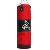 100 cm de entrenamiento de boxeo MMA Gancho Kick Sandbag