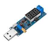 DC 3.5- 12V Ke DC 1.2-24V DC-DC USB Step UP / Down Modul Power Supply Dapat Disesuaikan Boost Buck Convert
