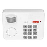Sans fil PIR capteur d'alarme antivol alarme système de sécurité porte fenêtre garage outil