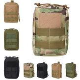 Militaire tactique Camo ceinture pochette sac Pack téléphone sacs Molle poche Camping taille poche sac téléphone étui poche pour la chasse