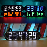 Geekcreit® DS3231 Multifunción de alta precisión LED Dot Matrix Animation Effects Reloj DIY Kit