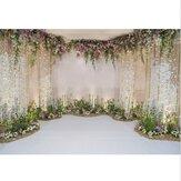 Çiçekler Duvar Sahne Düğün Fotoğraf Arka Plan Stüdyo Sahne Arka Planında 1.5x2.1 m / 2.1x2.1 m / 2.7x2.7 / 0.9x1.5 m