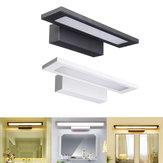 5W Moderní LED nástěnná svítidla Koupelnová zrcadlová svítidla 25cm Lampa AC85-265V