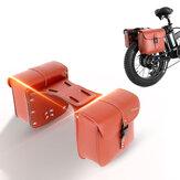 CMACEWHEEL Güzel Su Geçirmez Ayrılabilir Kuyruk Çanta Dağ Bisikleti Elektrikli Scooter Arka Koltuk Depolama Çanta Bisiklet Çanta CMACEWHEEL Y20 / GW20