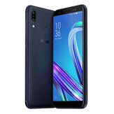 ASUS ZenFone Max (M1) ZB555KL Global Version 5,5 tommer 4000mAh Android 8 13MP + 8MP Dual Rear Camera 2GB 16GB Snapdragon 425 4G Smartphone