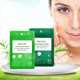 22Pcs Tea Tree Acne Stickers Daily + Night Acne Stickers To Fade Acne Marks Ultra-thin