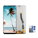 Conjunto completo sem morte Pixel LCD Display + substituição da tela de toque + ferramentas de reparo para Samsung Galaxy M20 2019 M205 M205F M205F / DS