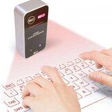 ガードバードKB560S700mAh英語QWERTYBluetoothワイヤレスレーザー仮想プロジェクションキーボードスマートフォンタブレットPC用