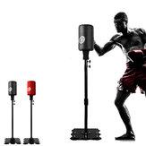 125-155 cm-es állítható boksz boxzsák családi játék edzés fitnesz boksz pohár beltéri izomgyakorlat