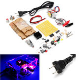 Geekcreit® US Plug 110V DIY LM317 Adjustable Voltage Power Supply Module Kit