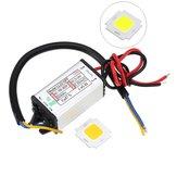 AC100-265V DC20-40V 10W impermeável DIY driver fonte de alimentação corrente constante com LED chip SMD