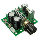 3pcs 12V-40V 10A Modulation PWM DC Motor Speed Controller Switch Governor