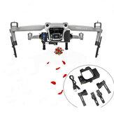YX Air-Dropping System Bruiloft Visaas Levering Externe Thrower met Landingsgestel voor DJI Mavic AIR 2 Drone