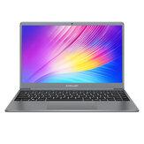 [Nuova versione] Teclast F7 Plus Ⅱ Laptop 14,1 pollici Intel N4120 Quad Core 2,6 GHz 8 GB LPDDR4 RAM 256 GB SSD Full Metal Case Notebook