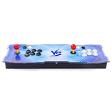 PandoraBox 9 3399 Games 3D Arcade Game Controller 720P HD Fightstick Rocker Joystick Retro Console HDMI VGA USB-uitgang TV PC