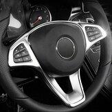 Plastikowa osłona panelu kierownicy dla Mercedes ABCE GLA CLA GLC GLS GLE klasa W176 W246 W205 W213 W117 C117 X156 X253 W447