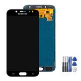 Assemblaggio completo No Dead Pixel LCD Display + Touch Screen Digitizer Sostituzione + Riparazione Strumenti Per Samsung Galaxy J7 Pro 2017 J730 J730F