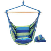 Carico massimo 100 kg Indoor Outdoor Hammock Chair Hanging Chair Swing Chair Seat Mobili da giardino