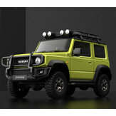XIAOMI XMYKC01CM pro Suzuki Jimny Sierra Yellow Inteligentní 1:16 Proportional 4WD Rock Crawler App Control RC Car Vehicles Model