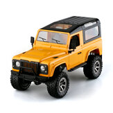 Fayee FY003 2.4G 4WD Off-Road Metal Frame RC Car Fully Proportional Control Vehicle Models