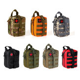 EMT Emergency Rescue Survival Pouch Klettertasche Medical Package Tactical Molle 7Colors Erste Hilfe Satz Tasche