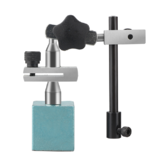 Universal Lever Indicator Magnetic Base Stand Multi-stage adjustment Shaft Gauge Calibration Table Holder