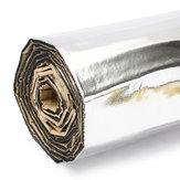 43Sqft Cortafuego Sonido Deadener Coche Aislamiento de protección contra el calor Aislamiento de aislamiento de sonido Algodón