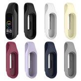 Bakeey Watch Bracelet de montre à clip en silicone pour Xiaomi Miband 5 Non original