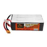 ZOP POWER 22.2 V 8000 mAh 60C 6 S Lipo Bateria Com Plug XT60 Para O Modelo RC