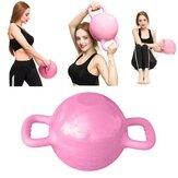 0-12LB Kettlebell de agua Mancuerna ajustable Mango doble Pilates Equipo de modelado del cuerpo Entrenamiento de fuerza Yoga Aptitud