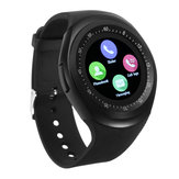 Y1 Smart Bluetooth3.0 Uhr Telefon Band SIM-Karte Touchscreen Sport Armband