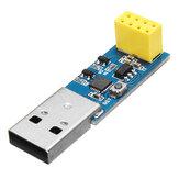 OPEN-SMART USB Al modulo adattatore Wi-Fi LINK V2.0 ESP8266 ESP-01S con driver 2104