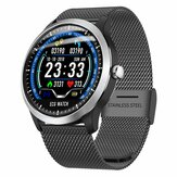 Bakeey N58 ECG Cuore Polsino monitor di frequenza Salute Care 3D UI Multi-sport Idoneità Tracker Smart Watch
