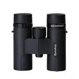 EYESKEYED8x32WasserdichtesFernglasCamping Nachtsicht SMC Beschichtung BAK4 Prismaa Optics Teleskop