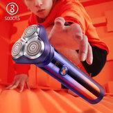 SOOCAS S31 rasoir électrique Type-C rasoir rechargeable rasoir IPX7 étanche homme barbe rasoir pour hommes cadeau