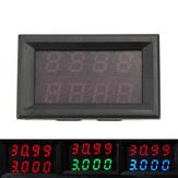 RIDEN® 0-33V 0-3A Four Bit Voltage Current Meter DC Double Digital LED Display Voltmeter Ammeter