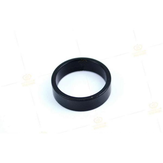 Kingmagic Hardcover Black Magician Magnetic Ring Stainless Steel Magic Props