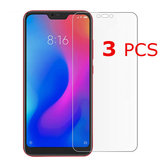 3 PCS Bakeey Anti-Explosion Tempered Glass Screen Protector For Xiaomi Mi A2 Lite / Xiaomi Redmi 6 Pro