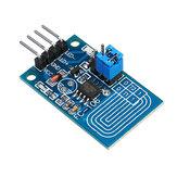 LED Dimmer Switch Módulo de Toque Capacitivo Dimmer Pressão Constante Stepless Escurecimento PWM Painel de Controle