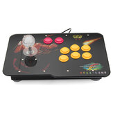 Arcade Varanda Video Game LED Light USB Joystick Controller Rocker para PC Phone