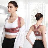 KALOAD Posture Corrector Women Body Shaper Corset Chest Support Belt Shoulder Brace Back Support Correction