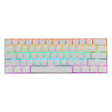 [Kailh BOX Switch] Anne Pro 2 60% NKRO bluetooth 4.0 Type-C RGB Mechanical Gaming Keyboard