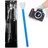 10Pcs APS-C Sensor Cleaning Kit Cleaning Swabs for DSLR Lens Digital Camera Phone