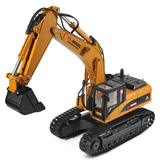 Wltoys 16800 1/16 2.4G 8CH RC Excavator Engineering Vehicle with Lighting Sound RTR Model