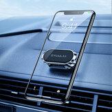 KUULAA KL-O172 support de téléphone portable universel magnétique collant 360 ° Rotation en alliage de Zinc voiture tableau de bord support de téléphone mural pour Samsung Galaxy S21 POCO M3