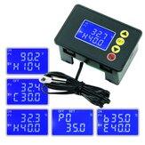 W4209 12V 24V DC 220V AC interruptor de controle de temperatura digital termostato com relé normalmente aberto
