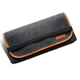 Felt Keyboard Storage Bag Dustproof Carrying Bag for 61 87 104 Key Mechanical Keyboard
