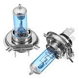 2pezzifarialogeniautoHOD lampadine fendinebbia H1 H4 H7 H11 12 V 100 W 7200 LM 6000 K
